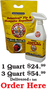 Bye Bye Insects The Best New Fly Spray
