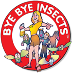 Picture: Bye Bye Insects Logo