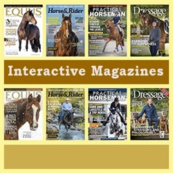 Great Equine Magazines