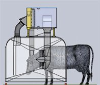 Then, Vacuum Ducts Suck Up Flies Blown Off Cow's Face.