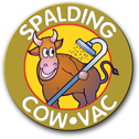 Spalding Cow Vac For Superior Dairy Fly Control.