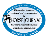 Fly Predators Awarded Horse Journal's Editor's Choice as one of the Products Of The Year