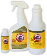 Bye Bye Odor Removes odor and the harmful effects of ammonia naturally